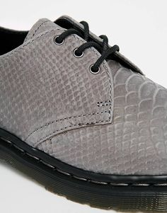 051f6dc9c52de Dr Martens Python 3-Eye Shoes at asos.com