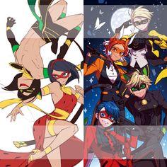 Past/present heroes
