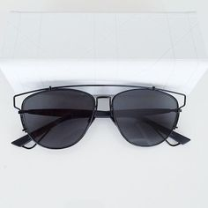 DIOR TECHNOLOGIC SUNGLASSES // BOUGHT