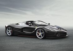 Soft Launch: Ferrari LaFerrari Spider Teased | LUXUO
