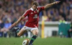 rugby ball over post leigh halfpenny - Google Search