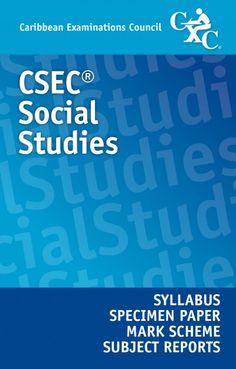 History social work caribbean