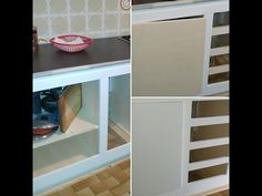 (5) Tutorial costruire una cucina fai da te p.2(Tutorial how to build a D.I.Y. Kitchen cabinets p.2) - YouTube