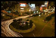 My hometown <3 Somewhere Only We Know, Vietnam, Times Square, Travel, Viajes, Trips, Traveling, Tourism, Vacations