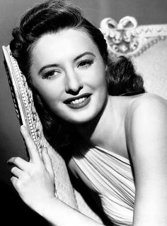 Barbara Stanwyck - actress best known for the films Stella Dallas, Double Indemnity, Christmas in Connecticut. She appeared as the matriarch in the TV series The Big Valley and for her role in the TV mini-series, The Thorn Birds. She died on Jan 20, 1990 from congestive heart failure at the age of 82.