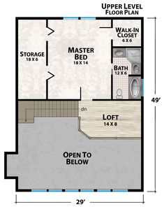 Plan Details Mobile – Natural Element Homes Barn Homes Floor Plans, Timber Frame Home Plans, A Frame House Plans, Log Home Plans, Barn Plans, House Floor Plans, Cabin Plans With Loft, House Plan With Loft, Cabin House Plans
