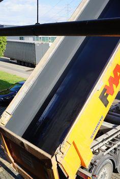 KCN Anti-Slip-Floor for dump trucks.