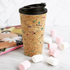 Whether you're a latte lover, or more of a frappe fan, join the #reuserevolution with our cork travel mugs!⠀ ⠀ Made from recycled plastic and eco-friendly cork, these beauties are incredibly lightweight while providing excellent insulation to keep your cold drinks cold and your hot drinks hot, just the way we like them⠀ ⠀ Tap the link in bio to find out more⠀ .⠀ .⠀ .⠀ #ciroa⠀ #travelmug⠀ #coffee⠀ #coffeetime⠀ #coffeelover⠀ #coffeeaddict⠀ #keepcup⠀ #sa