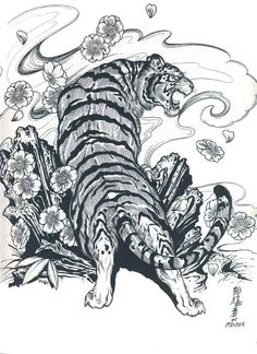 japanese tattoo design | 100 Japanese Tattoo Designs I By Jack Mosher Aka Horimouja