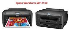 Introducing Epson WorkForce WF-7110 Printer