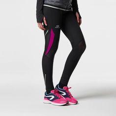 Running Bekleidung - Laufhose Tights Damen KALENJI - Running (KALENJI)