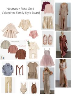 Fall Family Outfits, Summer Family Photos, Family Picture Outfits, Spring Outfits, Family Picture Colors, Family Photography Outfits, Clothing Photography, Valentine's Day Outfit, Outfit Of The Day