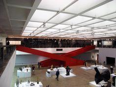 interior masp museum sao paulo - Pesquisa Google