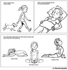 Cramp relief