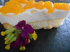 Verboten gut ⚠: Philadelphia ~ Vanille ~ Torte mit Mandarinen