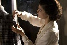 Audrey Tautou in Coco Chanel movie.