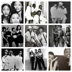 90's girl R Groups...I listen to all of these groups...