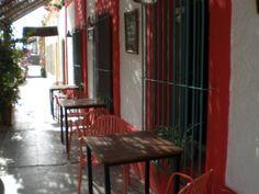 Cafes of Todos Santos
