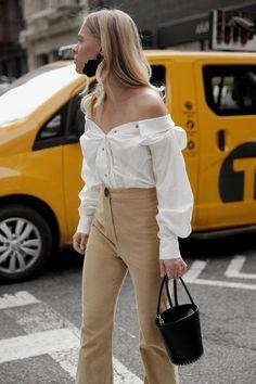 eae452a722b74 street style #ootd Haute Couture, Najnowsze Trendy Modowe, Moda Damska,  Spring Summer