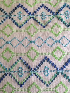 "Swedish weave ""Jewel"".                                                                                                                                                                                 More"
