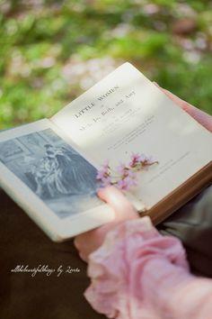 Reading Little Women: one of my favorites
