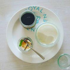 ⬛ ヨーグルト入りのパンナコッタレシピ |花織のアロマに魅せられて~あなたを知る香りのツール~