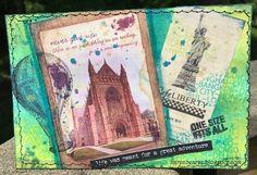 CCB Postcard swap 3