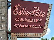Candy Dayton Ohio | Gourmet Chocolate | Esther Price Locations