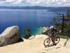 Featured Ride: Tahoe Rim and Flume Trail via Tahoe Meadows