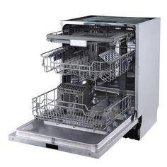 electriQ 15 Place Fully Integrated Dishwasher
