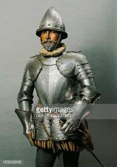16th century Spanish captain
