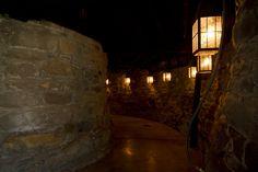 Cellar hall.