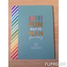 The new Erin Condren sticker book, available for sale June 9th!