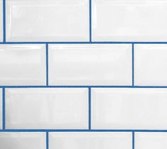 Buzzed Blue, UnSanded Grout with pigment added. Tile Grout Colors Buzzed Blue UnSanded Grout with pigment added. Grout Stain, Tile Grout, Grout Dye, Tiling, Blue Tiles, White Tiles, Coloured Grout, Blue Pigment, Bathing