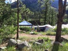 Photo of the Weekend goes to Kevin Long! Family Camping at Poudre River near Fort Collins.