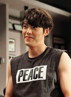 Kim Woo Bin Again with the muscles Again with the smile Korean Actresses, Asian Actors, Korean Actors, Actors & Actresses, Kim Woo Bin, K Pop, Dramas, Uncontrollably Fond, Netflix