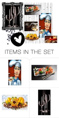 """Food"" by posters-print on Polyvore featuring art"
