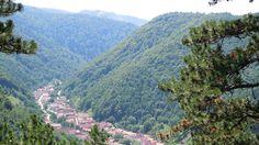 Dacian Fortress of Cățânaș Tilişca – 716 metres Ancient Civilizations, Nice View, Romania, Grand Canyon, River, Mountains, Outdoor, Google, Outdoors