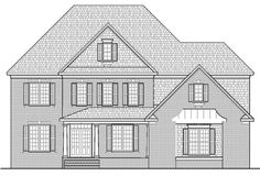 "Dudley - 3,854 sq. ft. per plan  Width - 56' 4""  Depth - 68' 3""   - Please visit our website for full details."