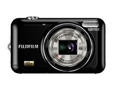 Fujifilm FinePix JZ300 12 MP Digital Camera with 10x Wide Angle Optical Zoom and 2.7-Inch LCD (Black) by Fujifilm. $111.11. From the Manufacturer                 The FinePix JZ300 has a 12-megapixel CCD, a 2.7-inch high-resolution LCD and steps up with a huge Fujinon 10x wide-angle optical zoom lens (28mm-280mm equivalent). Encased in a high-grade brushed aluminum metal body, it's not only well protected from bumps and scrapes, but features a simple, yet elegant design. The JZ...