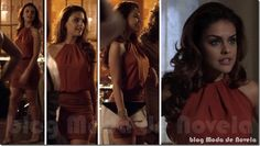 moda da novela salve jorge - rosângela capítulo 26 de fevereiro de 2013