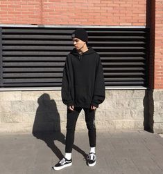summer clothes in 2019 how to wear hoodies, hoodie outf Grunge Outfits, Boy Outfits, Casual Outfits, Korean Fashion Men, Mens Fashion, Mens Grunge Fashion, Fashion Edgy, Fashion 2018, Boy Fashion