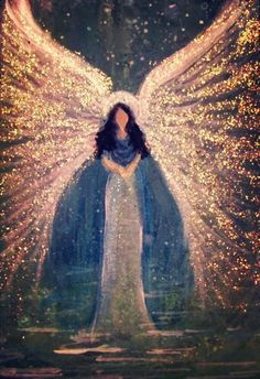 This looks like Lucy, my guardian angel.