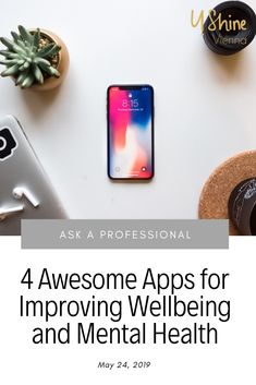 We already spend a lot of time on our phones - so why not add in some apps that can improve your overall wellbeing and mental health? Best Apps, Mental Health, Phones, Improve Yourself, Tips, Telephone, Counseling