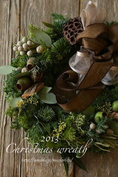 **2013 Christmas wreath