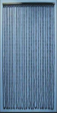 """Wooden Beaded Door Curtain ~ Standard Black ~ Hand Painted ~ Fits Standard Door Way ~ Approx 31 Strands by Penny Lane. $27.99. Includes treatments for keeping your scalp sweet-smelling and tingly-fresh!. Our bamboo beaded curtains are approx. 36 inches wide X 71-1/2 inches tall.. Everything you need to make them dreadies tighter faster. 90 Strand. Fully assembled ready to hang 31 strands per set Full Bamboo & Wood Fits Standard Doorway - 36"""" x 72 All styles include a wooden..."""