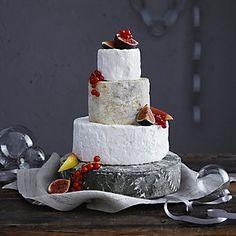 The Fine Cheese Co. Gabi Celebration Cheese cake - John Lewis. Cheese lovers?