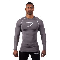 GymShark Core Top - Graphite T-shirts | GymShark | Innovation In Fitness Wear