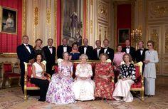 【ベルギー王室】ショートカットのパオラ妃 写真集の画像