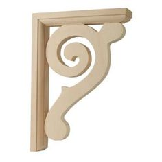 add molding around kitchen sink    Waddell 6 in. x 1-1/2 in. x 8-1/2 in. 5 lb. Decorative Scroll Brackets (2-Pack)  Model # CB618 Store SKU # 437719   Write The First Review  $15.30 /PR-Pair